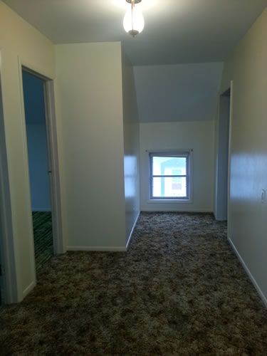 UJames-hallway
