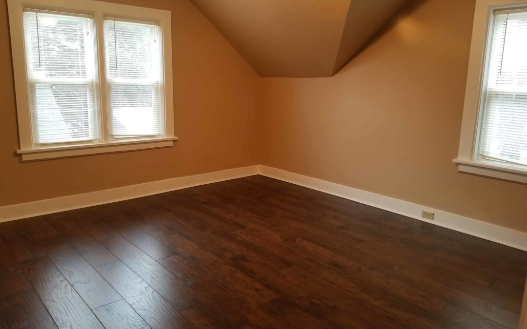 306 E. Filer #2 – Upstairs Studio Apartment