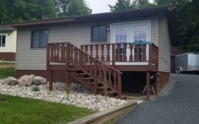 Lakelure Cottages – Bluegill